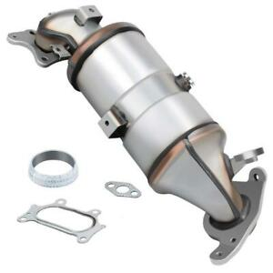 Manifold Catalytic Converter for 2006-2011 Honda Civic 1.8L L4 Direct-Fit High Flow Series (EPA Compliant) Canada Preview