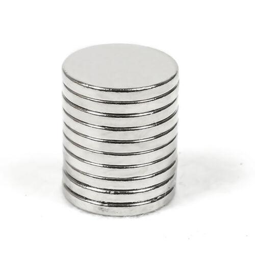 Wholesale Tiny Block Round Disc Ring Hole Rare Earth Neodymium Magnets N52 Grade