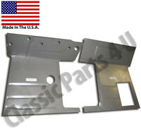 1947-55 Chevy Pickup Truck Gmc Front Floor Pans Pair Free Shipping