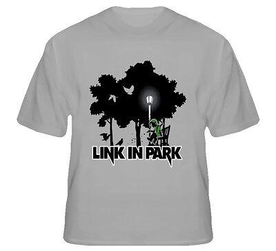 LINK IN PARK ZELDA VIDEOGAMES NINTENDO T Shirt