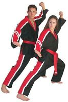 Martial Arts Demo Uniform All Sizes Child Adult Youth