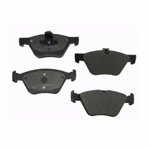 Premium Ceramic Front Disc Brake Pad Set For Mercedes CLK320 CLK430 E420 SLK320
