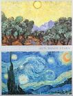 Van Gogh Sun Moon Stars Portfolio Notes 9780735305571 Galison Books 2004