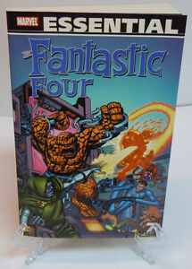The-Essential-Fantastic-Four-Volume-7-Marvel-TPB-Trade-Paperback-Brand-New-138
