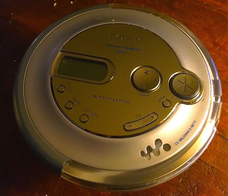 Walkman, Sony, Sony CD D-NE711