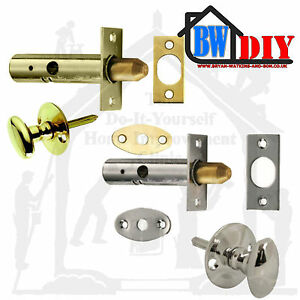 Oval Thumb Turn Rack Bolt Key For Security Door Bolts Star Key Type