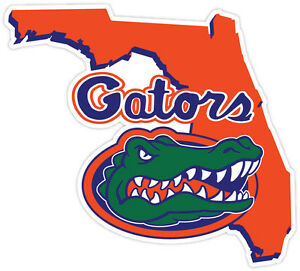 Florida Gators Logo Vinyl Sticker Decal **MANY SIZES ...