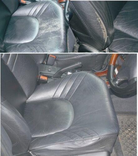 leather dye FORD Capri Mondeo Focus Granada RS Cosworth 2.8i Ghia X ST 500 RAVEN