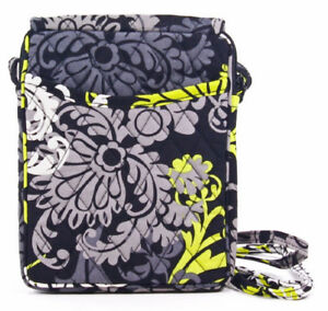 387ee7a353a1 Image is loading NWT-VERA-BRADLEY-BAROQUE-MINI-HIPSTER-CROSSBODY