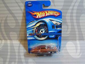 2005 Hot Wheels 151 Evil Twin Copper Lace 0916 Ebay
