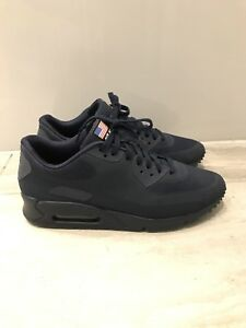 294a924aa6d Image is loading Nike-air-max-90-hyperfuse-independence-day-Blue-