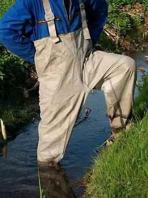 M-XL Wathose Anglerhose Nässeschutz Nässeschutz  verschiedene Größen