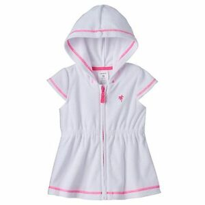 Carters Girls Swim Cover-up