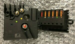Details about Mercedes W211 E55 AMG (2004) O/S Floor Pre-Fuse Box  on