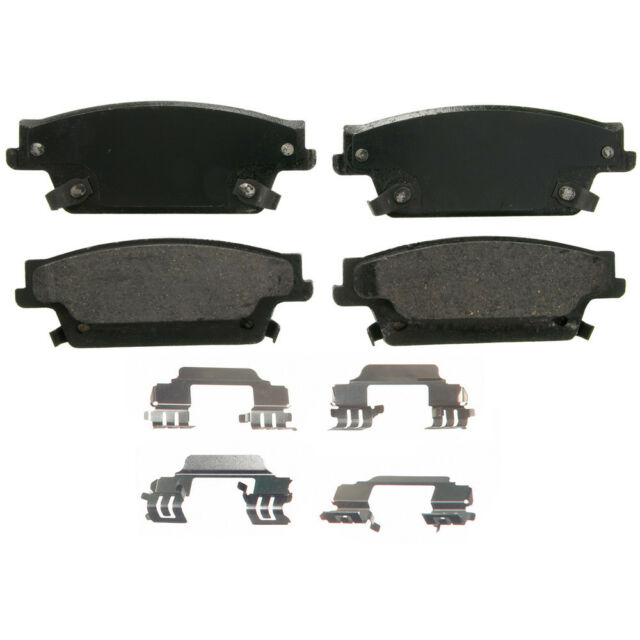 Disc Brake Pad Set-QuickStop Disc Brake Pad Front Wagner fits 04-09 Cadillac SRX