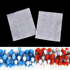 1Pc 40dots Glue Special Dot Double Side Adhesive Balloon Sticker Ballons Toolnb