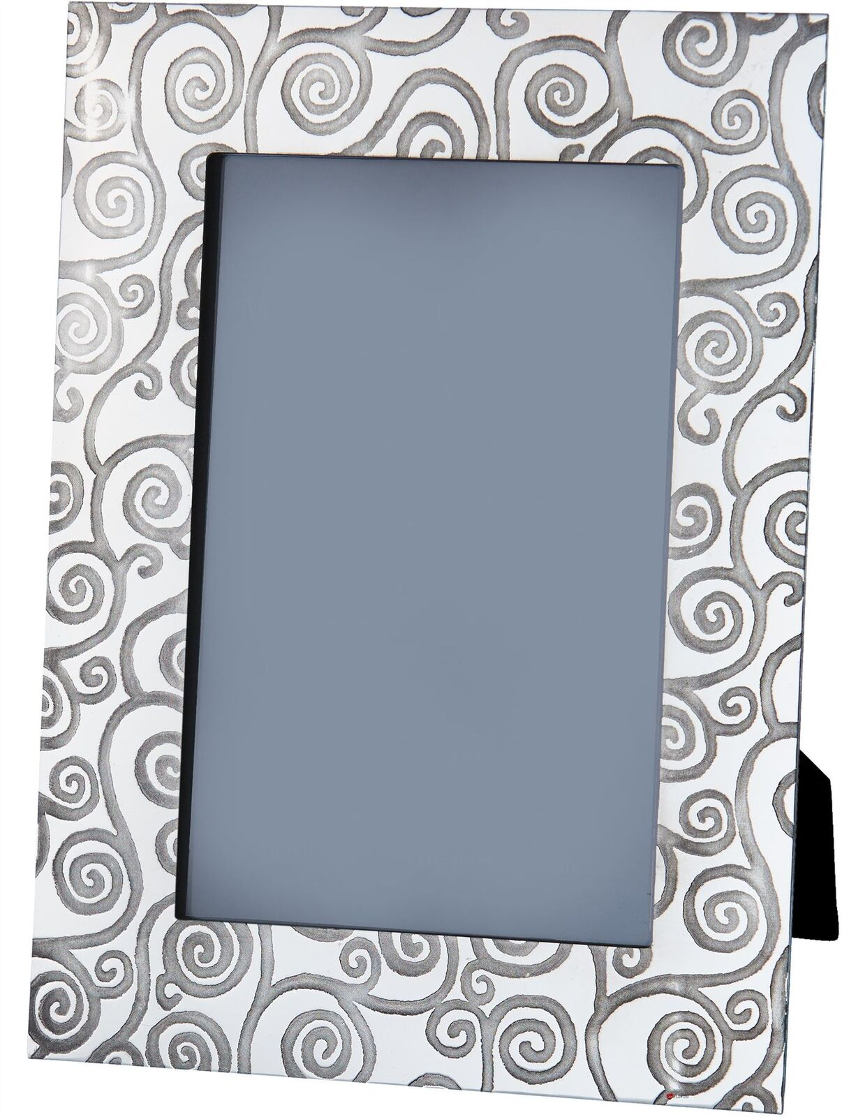 Medium Pewter Photo Frame WIth Tree of Life Design 6 x 4 Inch