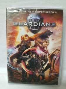 The Guardians (NEW DVD, 2017) Meet The Superheroes