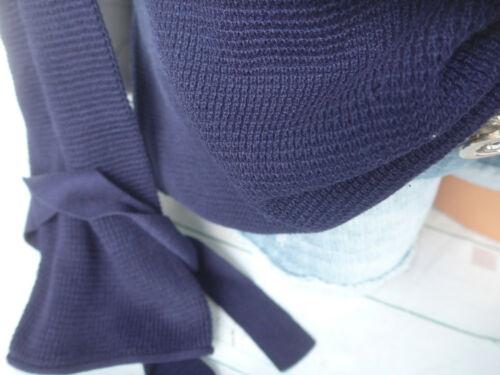 018 NEU Sheego Pulli Pullover Strick Longpullover 40//42 bis 44//46 Damen Blau