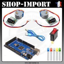 Pack Arduino Moteur pas à pas (Stepper kit imprimante 3D CNC)