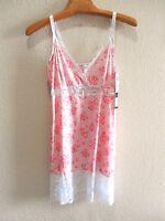 Womens Plus Size Xl Or 1x Or 2x Floral Lingerie Clothes $36 Delta Burke
