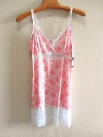 Womens Plus Size Xl Or 1x Or 2x Floral Lingerie Clothes $36 Delta Burke