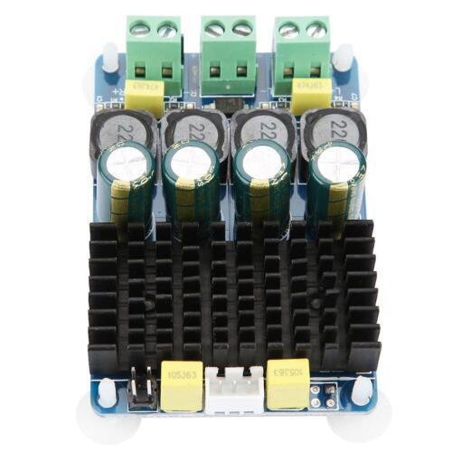TDA7498 Digital Stereo Power Amplifier Board 2x100W Dual Channel 8-32VDC HF20