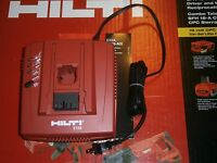 Hilti C 7/24 Battery Charger 115/120 V (new) In Box
