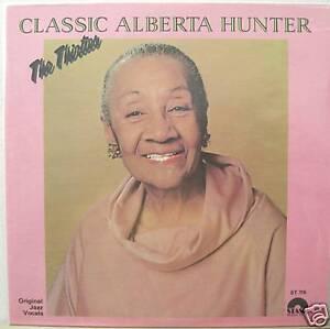 Classic-Alberta-Hunter-Original-Jazz-Vocals-ST115-NM