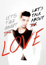 Seungri Big Bang Let's Talk about Love 2nd Mini Album RED Version K-POP
