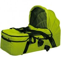 Mt Buggy 2011 Carrycot For Swift Strollers In Lime Brand