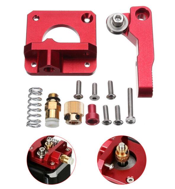 Upgrade 3D Printer Parts MK8 Extruder Aluminum Alloy Block Bowden Extruder 1.75mm Filament for Creality 3D Ender 3 Ender 3 Extruder CR10 Extruder CR-10