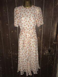 Size Bnwt L Dress 6 K Cream Eve Bennett qY16HAwxnY