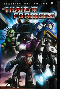 Transformers-Classics-UK-Volume-2-includes-45-77-1986-Annual-TPB-Marvel-IDW-G1