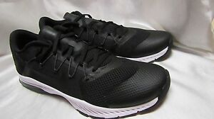 online store 82da4 46fca Image is loading MEN-S-NIKE-ZOOM-TRAIN-COMPLETE-ATHLETIC-SNEAKERS-
