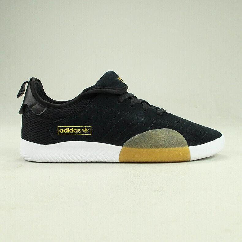 Weiß Granit Schwarz Schuhe Adidas in 3ST.003 6,8,9,11 Größe