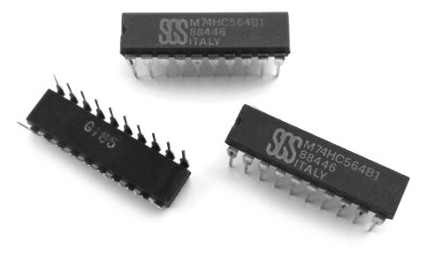 M74HC564B1N 2 pieces SN74HC564N Bus Driver 74HC564 IC