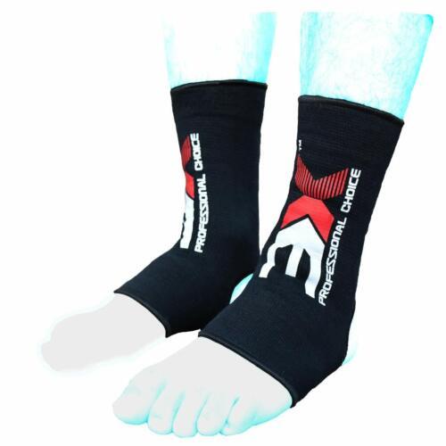 3X Sports Boxing Cheville Soutien Brace Pied Garde Protecteur Tendon D/'Achille Douleur