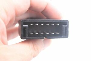Details about For GM OBD 12 Pin OBD1 to 16 Pin OBD2 Convertor Adapter Cable  Diagnostic Scanner