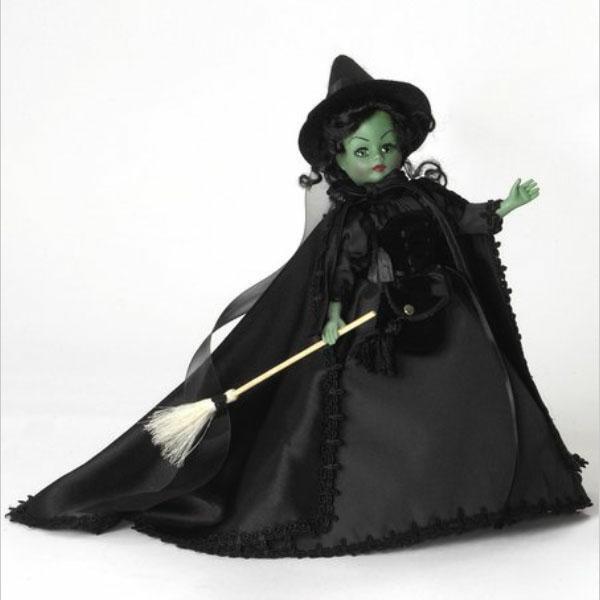 Böse Hexe des West 10   Puppe von Madame Alexander