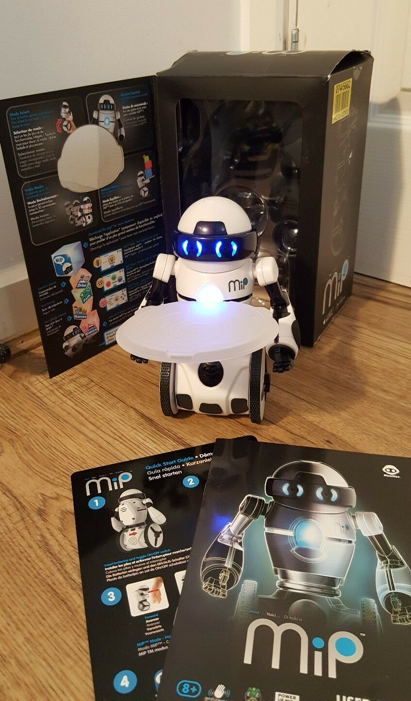 WowWee MiP The  Balancing Robot very good condition