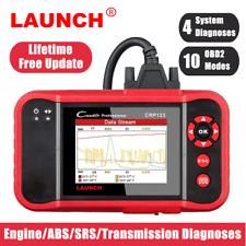 Check Engine OBD2 Scanner Transmission ABS SRS Code Reader Diagnostic Scan Tool