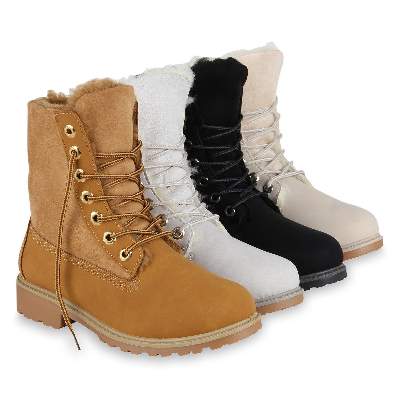 Warm Gefütterte Damen Stiefeletten Duck Boots Outdoor Stiefel 813422 Schuhe