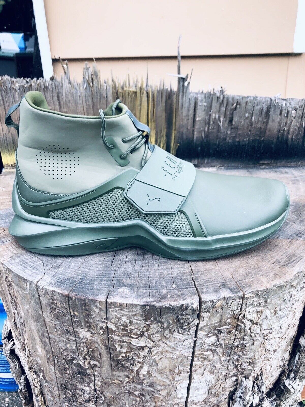 new styles ac215 1a658 Puma x fenty by rihanna High Top Top Top MENS Trainers, New ...