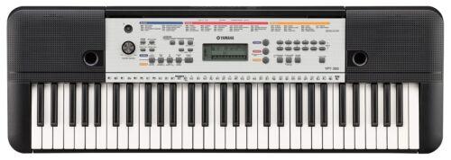 Yamaha YPT-260 Home Keyboard 61 Tasten Einsteiger Anfänger Lern Funktionen OTS