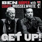 Get Up! by Ben Harper/Charlie Musselwhite (Vinyl, Jan-2013, Concord)