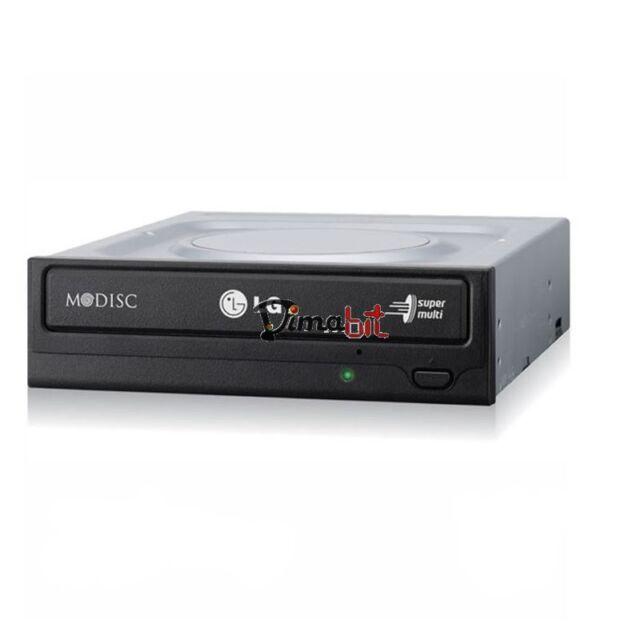 LETTORE MASTERIZZATORE INTERNO LG DVD CD SATA LG DUAL LAYER PC DESKTOP GH24NSD1
