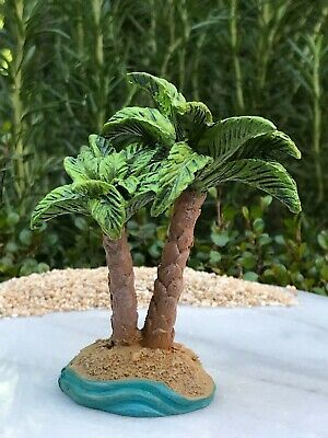 Dollhouse Outdoor Garten Strand Mini dekorative Micro Landschaft rosa Sand