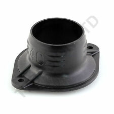 Ø 40mm Flanged Air Outlet / Connector Plastic - ducting, heater, race, rally car