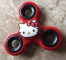 Hand Spinner Fidget Hello Kitty Design Children Kids Fun Toy Gift USA SELLER